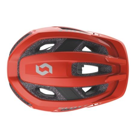 Kask rowerowy SCOTT Grove Plus - florida red