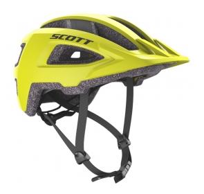 Kask rowerowy SCOTT Grove Plus - radium yellow