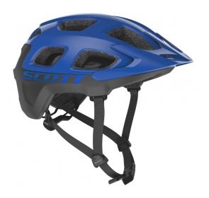 Kask Rowerowy SCOTT Vivo Plus - smurple blue