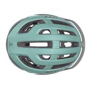 Kask rowerowy SCOTT Arx Plus - surf blue