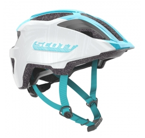 Kask Juniorski SCOTT Spunto Junior - pearl white
