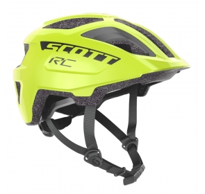 Kask Juniorski SCOTT Spunto Junior Plus - radium y