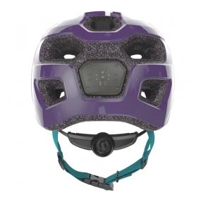 Kask dziecięcy SCOTT Spunto Kid - deep purple/blue