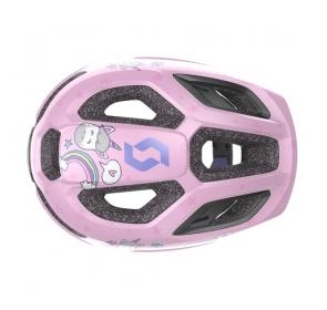 Kask dziecięcy SCOTT Spunto Kid - light pink