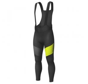 Spodnie zimowe SCOTT RC Warm +++, black/yellow