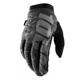 Rękawiczki 100% BRISKER Cold Weather Glove Heather