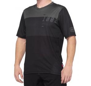 Koszulka męska 100% AIRMATIC Jersey krótki rękaw c
