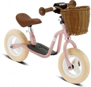 Rowerek Biegowy PUKY LRM Classic - różowy