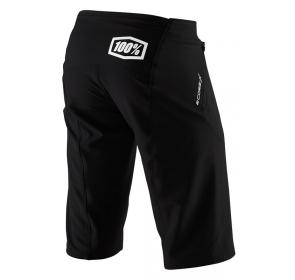 Szorty męskie 100% R-CORE X Shorts black
