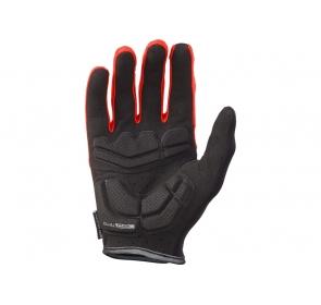 Rękawiczki SPECIALIZED BG Dual Gel LF - czerwone