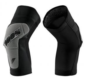Ochraniacze na kolana 100% RIDECAMP Knee Guard bla