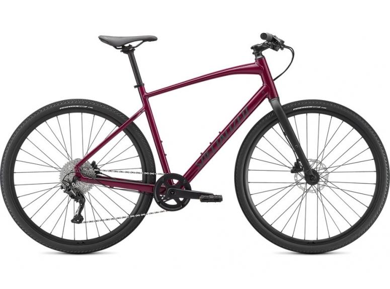 Rower Fitness SPECIALIZED Sirrus X 3.0 - raspberry - 2021 - 1