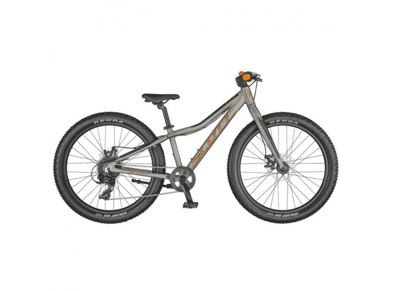Rower Dziecięcy SCOTT Roxter 24 - raw alloy - 2021