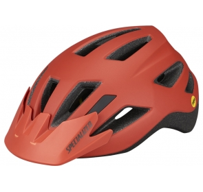 Kask SPECIALIZED Shuffle Youth Led z Mips - redwoo