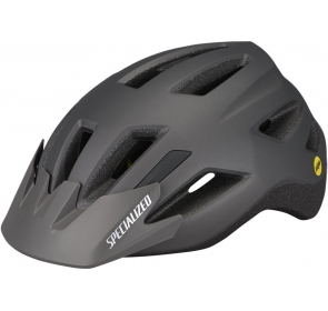 Kask SPECIALIZED Shuffle Youth Led z Mips - smoke