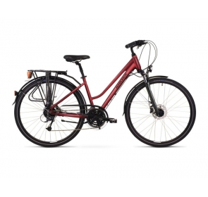 Rower Trekkingowy Kross Trans 5.0 D - rub - 2021