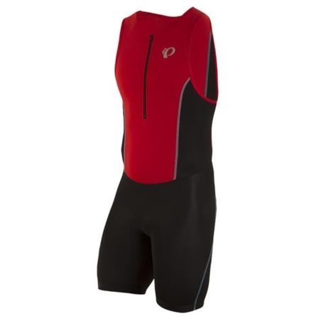 Strój triathlonowy Pearl Izumi Select - black/red