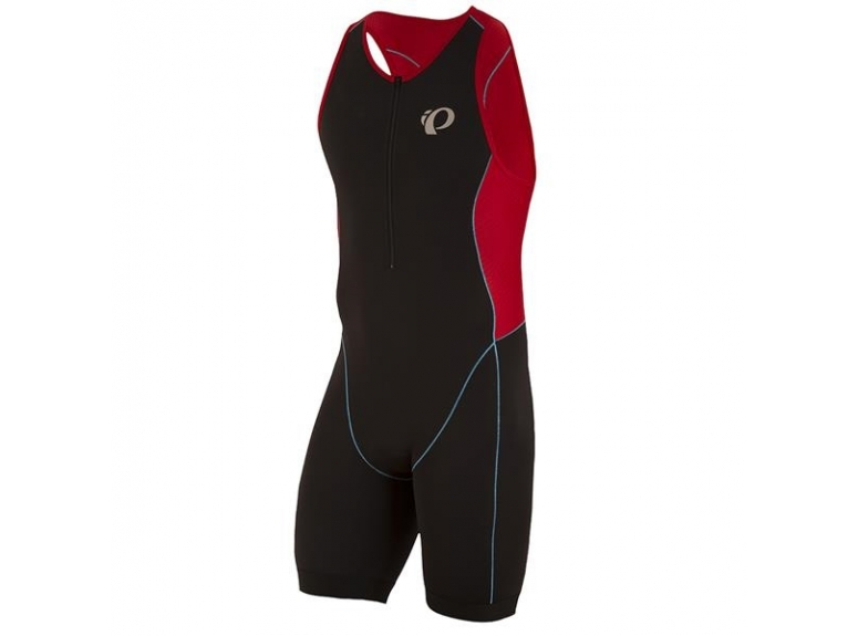 Strój triathlonowy Pearl Izumi Elite - black/red