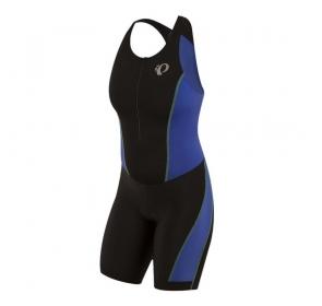 Damski strój TRI Pearl Izumi Select - black/blue