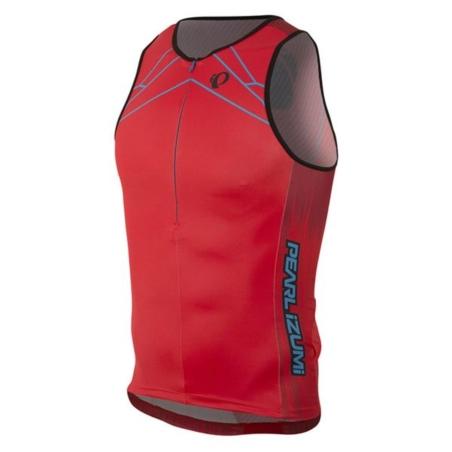 Koszulka PEARL IZUMI Elite LTD Tri - red