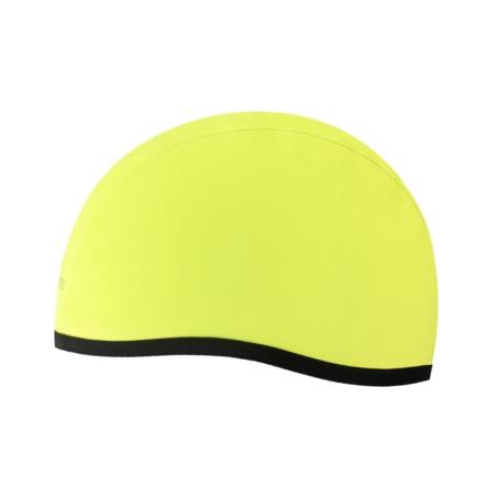 Pokrowiec na kask SHIMANO - neon yellow