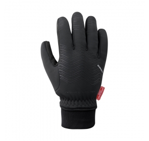 Rękawiczki SHIMANO Windstopper Thermal Reflect blk