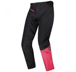 Spodnie damskie SCOTT Trail Storm WP - black/pink