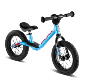 Rowerek biegowy PUKY LR Light - niebieski