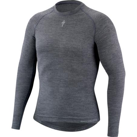 Bielizna termoaktywna męska SPECIALIZED LS grey