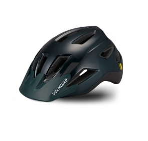 Kask SPECIALIZED Shuffle Child Led z MIPS - forest green - 1