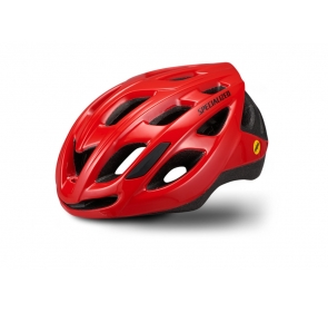 Kask SPECIALIZED Chamonix z MIPS - flo red - 1