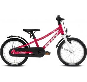 Rower dziecięcy PUKY Cyke 16 - berry/white