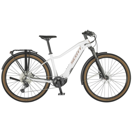 Rower elektryczny SCOTT Axis eRIDE 10 Lady - 2021