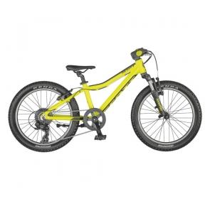 Rower Dziecięcy SCOTT Scale 20 - yellow - 2021