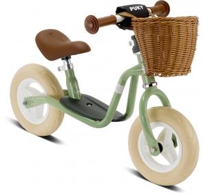 Rowerek Biegowy PUKY LR M Classic - retro green