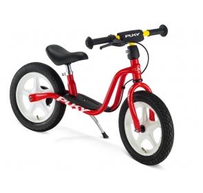 Rowerek biegowy PUKY LR 1L Br - czerwony