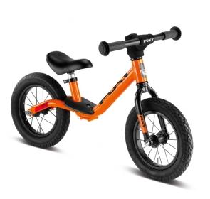 Rowerek biegowy PUKY LR Light - pomarańczowy