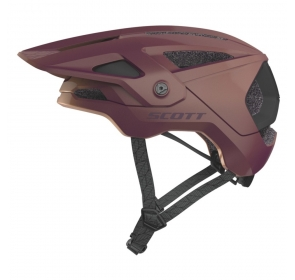 Kask Rowerowy SCOTT Stego Plus - nitro purple