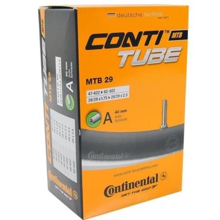 Dętka Continental 28/29 x1,75x2,5 auto