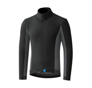Bluza SHIMANO Thermal Jersey - black