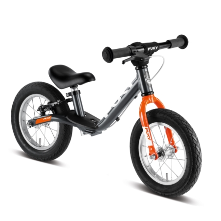Rowerek biegowy PUKY LR Light Br - anthracite