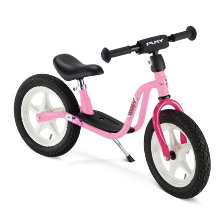 Rowerek biegowy PUKY LR 1L - rose/pink