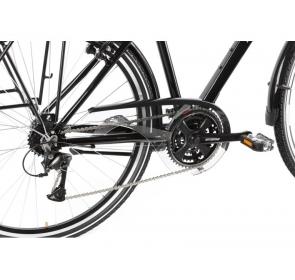 Rower Trekkingowy Kross Trans 4.0M - czarny - 2021
