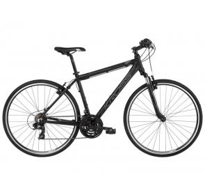 Rower Crossowy Kross Evado 1.0M - czarny - 2021