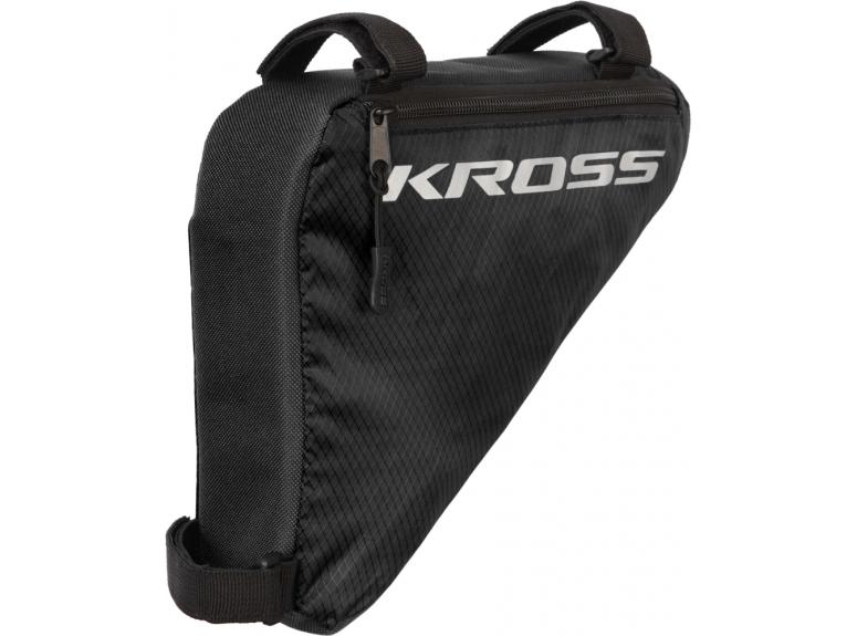 Torebka KROSS Triangle Bag - czarna