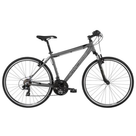 Rower Crossowy Kross Evado 3.0M -graf/czarny-2021