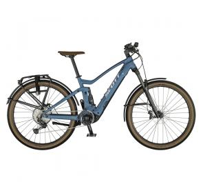 Rower Elektryczny SCOTT Axis eRide Evo -2021