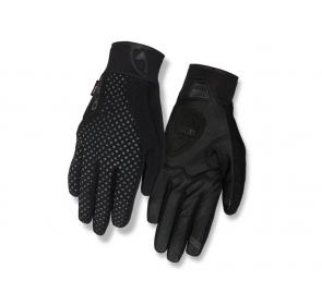 Rękawiczki zimowe GIRO INFERNA długi palec black