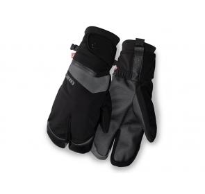 Rękawiczki zimowe GIRO 100 PROOF długi palec black