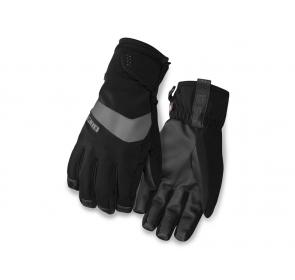 Rękawiczki zimowe GIRO PROOF długi palec black